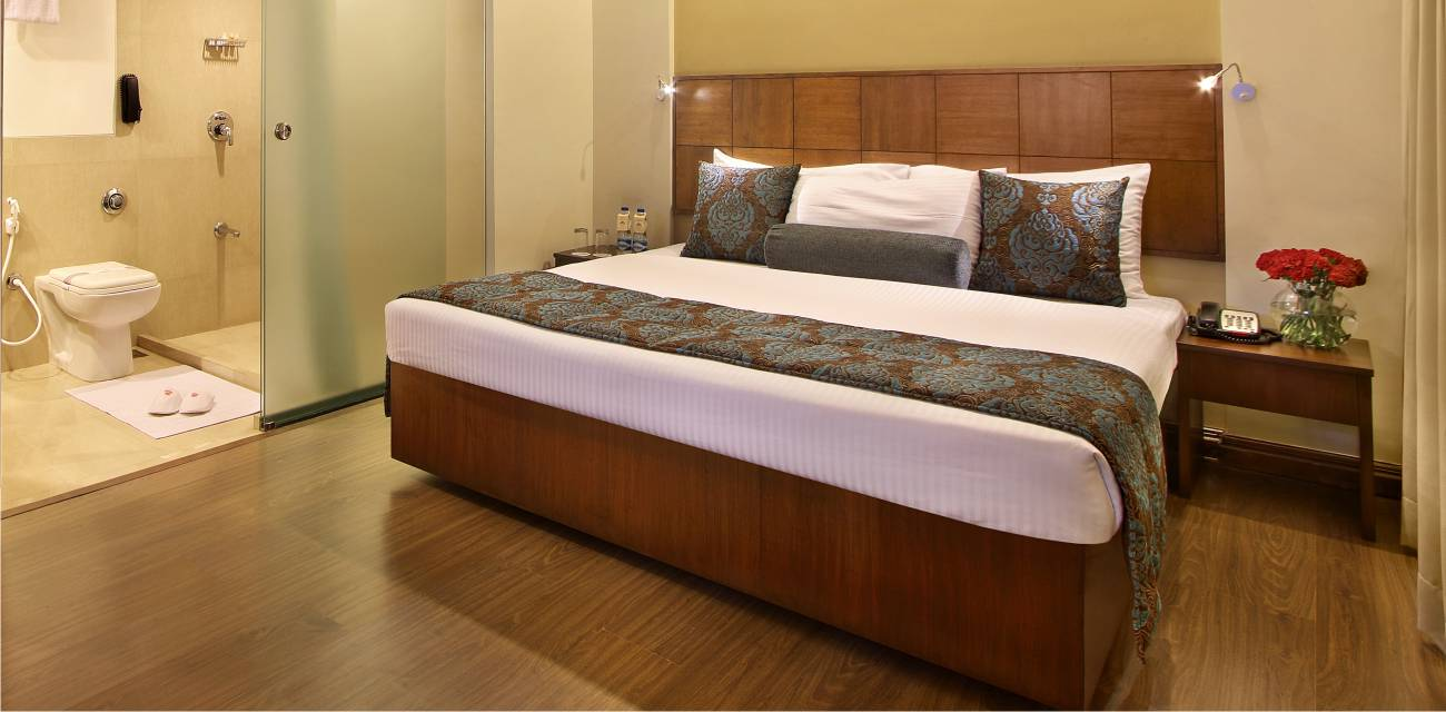 online deluxe superior rooms booking