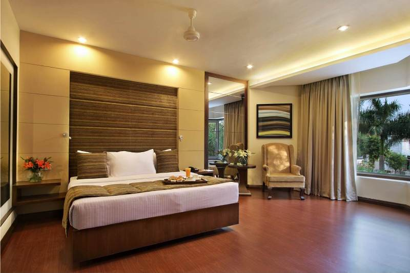 Hotel room booking in Vadodara