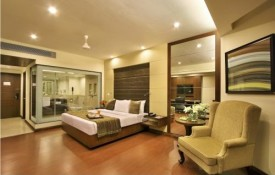 Luxury stay in Vadodara