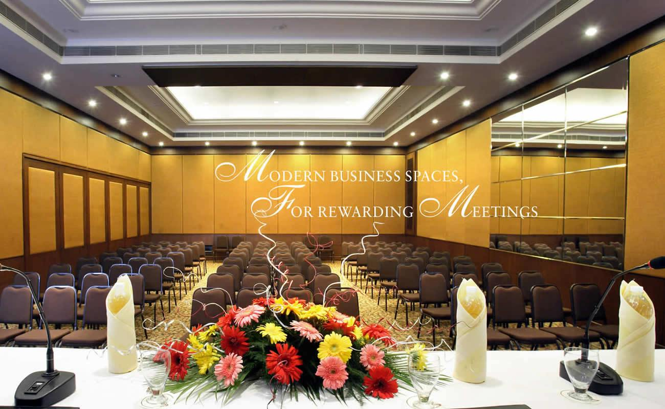 Conference halls in Vadodara