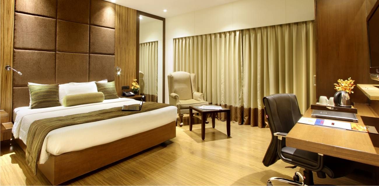 executive rooms booking online baroda