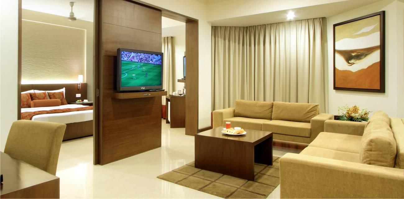 deluxe rooms booking online