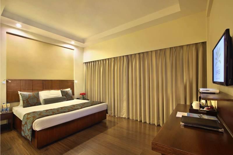 Hotel Room Tea Tray India