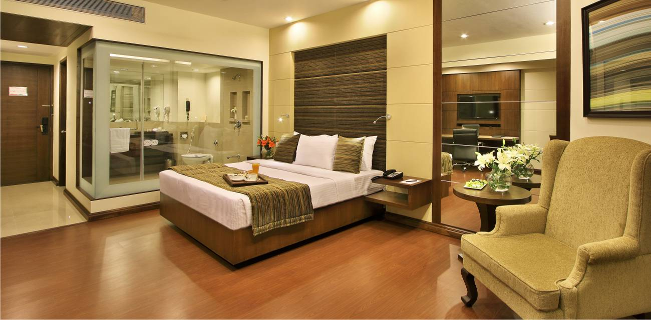 executive rooms booking online india