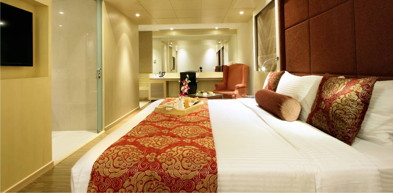 deluxe superior rooms booking