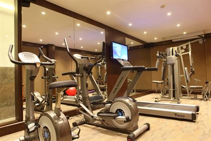 Gym t1 - Express Residency Vadodara Gallery