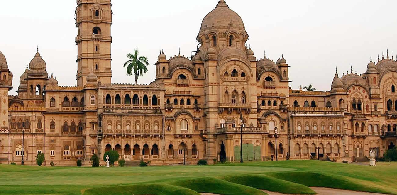 laxmi palace baroda
