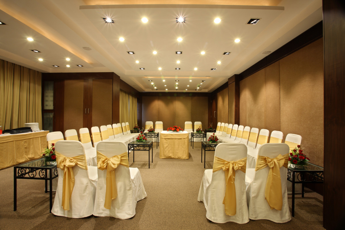 Prominence of Amenities in Banquet and Conference Rooms