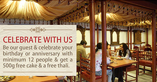 mandap celebrate - Restaurant