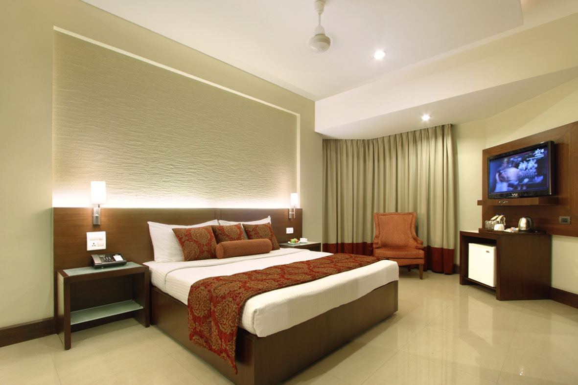 Comfort and Luxury Hotel Stay in Vadodara