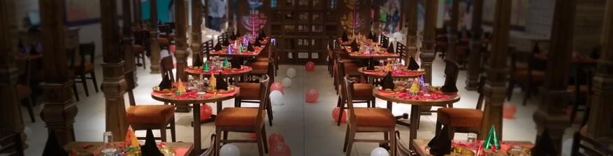 mandap banner - Valentine's Day Special
